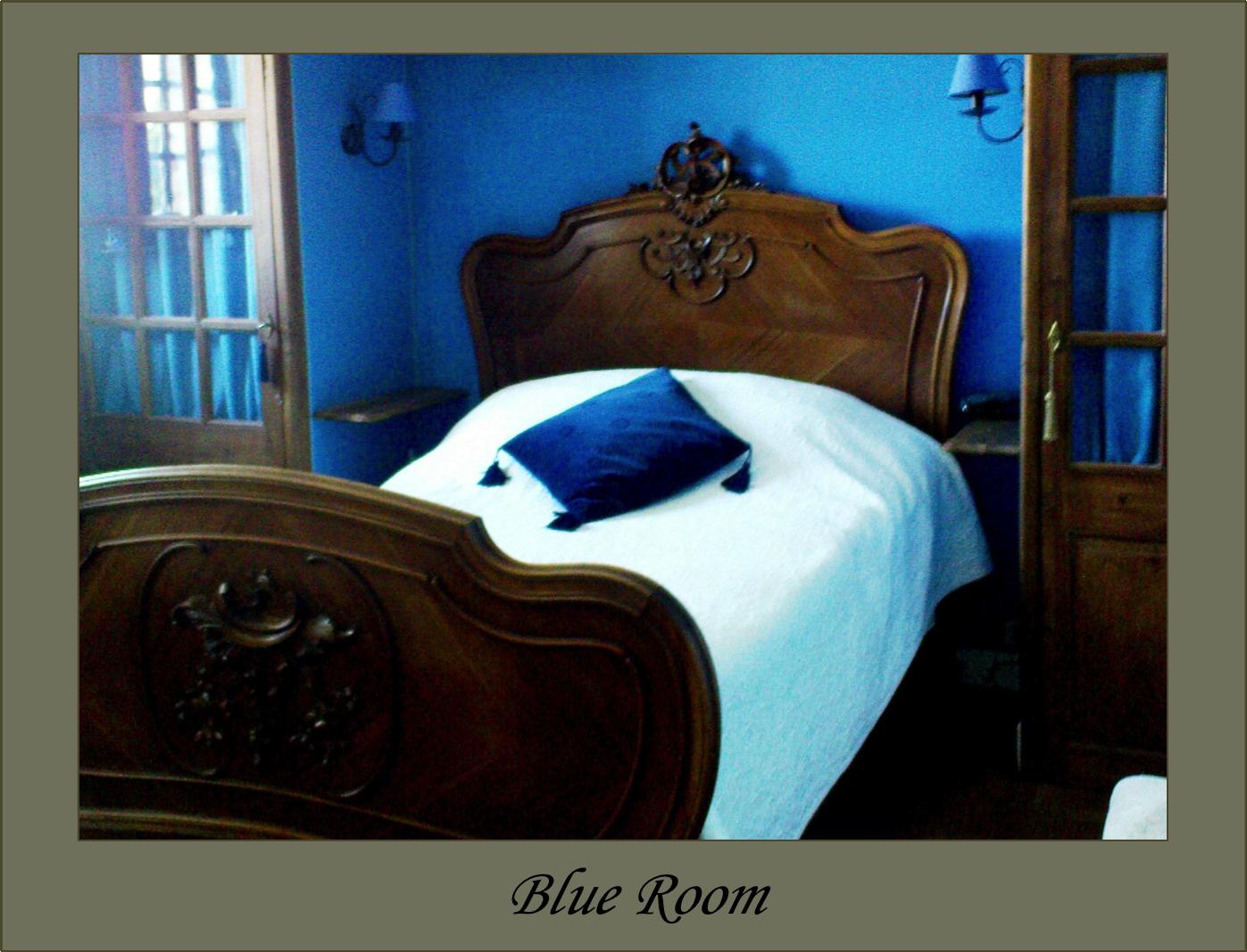 Blue Room Limoges Bb La
